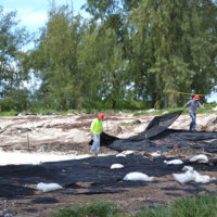 Midway Atoll Soil Remediation 15