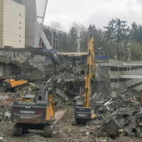 OHSU School of Dentistry Demolition 23