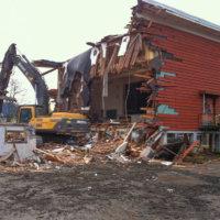 Prince Rupert Elementary Demolition 03