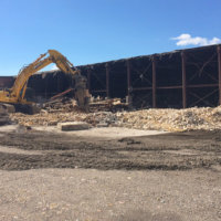 Retail Fertilizer Plant Demolition 3
