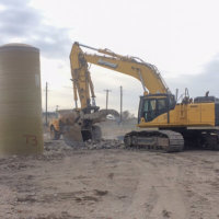 Retail Fertilizer Plant Demolition 5