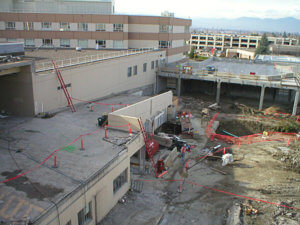 ROGUE VALLEY MEDICAL CENTER MODIFICATIONS