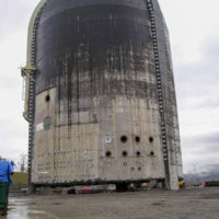 Trojan Containment Dome Decommissioning 30
