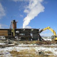 Vanadium Manufacturing Facility Demolition 1 Header