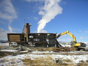 VANADIUM & FERTILIZER FACILITY DISMANTLING