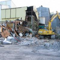 Vanadium Manufacturing Facility Demolition 2