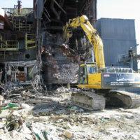 Vanadium Manufacturing Facility Demolition 3