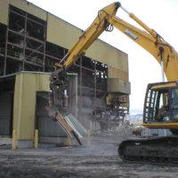 Vanadium Manufacturing Facility Demolition 5