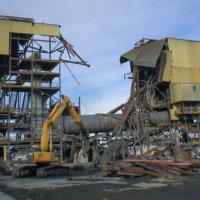 Vanadium Manufacturing Facility Demolition 7