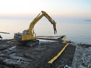 PORT OF TACOMA DOCK REMOVAL