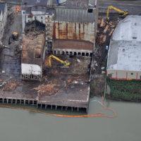 Centennial Mills Demolition 08