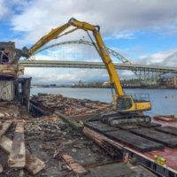 Centennial Mills Demolition 21