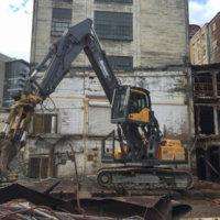 Centennial Mills Demolition 22