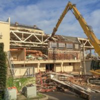 Centennial Mills Demolition 23