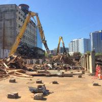 Centennial Mills Demolition 28
