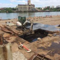 Centennial Mills Demolition 30