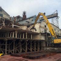 Centennial Mills Demolition 33