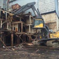 Centennial Mills Demolition 34