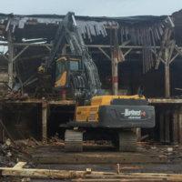Centennial Mills Demolition 35