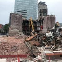3rd & Taylor Demolition 09