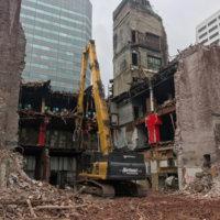 3rd & Taylor Demolition 10