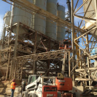 Cement Plant Demolition 04