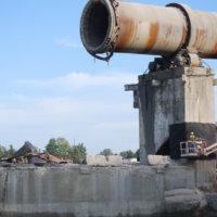 Cement Plant Demolition 06