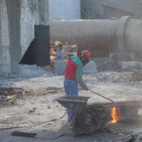 Cement Plant Demolition 08