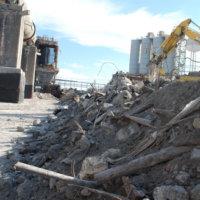 Cement Plant Demolition 09