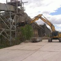 Cement Plant Demolition 13