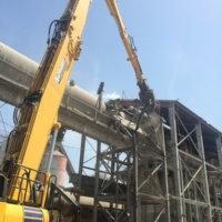 Cement Plant Demolition 20