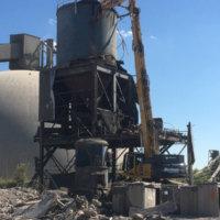 Cement Plant Demolition 24