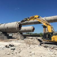 Cement Plant Demolition 25