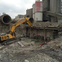 Cement Plant Demolition 27