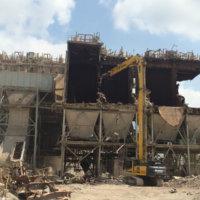 Cement Plant Demolition 28