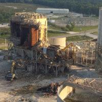 Cement Plant Demolition 30