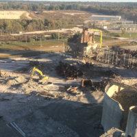 Cement Plant Demolition 32
