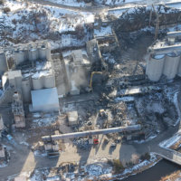Cement Production Facility Demolition 01 Header