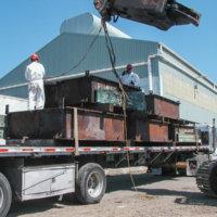 Chlor Alkali Evaporator Plant Demolition 02