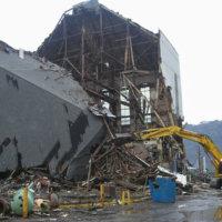 Chlor Alkali Evaporator Plant Demolition 09