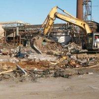 Chlor Alkali Evaporator Plant Demolition 10