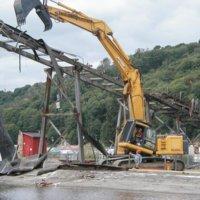 Chlor Alkali Evaporator Plant Demolition 17