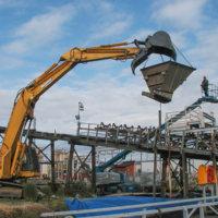 Chlor Alkali Evaporator Plant Demolition 18
