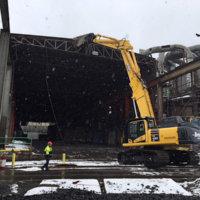 ESCO Foundry Demolition 03