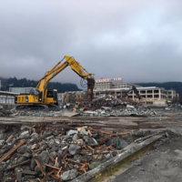 ESCO Foundry Demolition 10