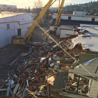 ESCO Foundry Demolition 11