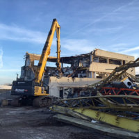 ESCO Foundry Demolition 12