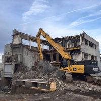 ESCO Foundry Demolition 13