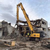 ESCO Foundry Demolition 15