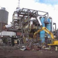 Enhanced Coal Processing Plant Demolition 3